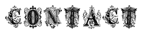 コンタクトのタイトルロゴ
